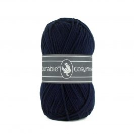 Durable Cosy fine 321 Navy