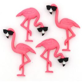 Fantasie Knoopjes Think Pink Flamingo's 10407-Dress it Up