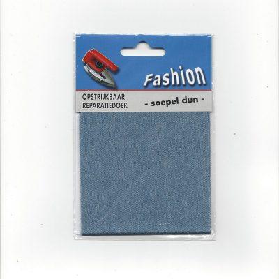 Opstrijkbaar Reparatiedoek Midden Jeans