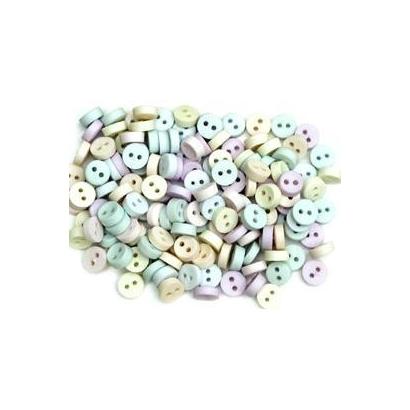 Fantasie Knoopjes Tiny Pastel Buttons 1348