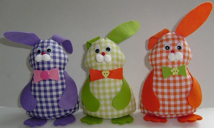 Pakketje 3 Bunny's