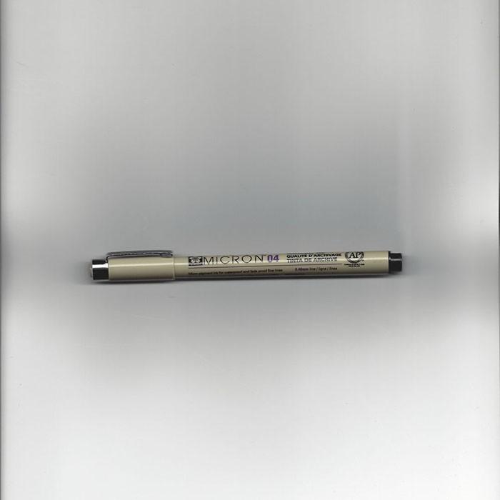 Pigma micron pen zwart 05