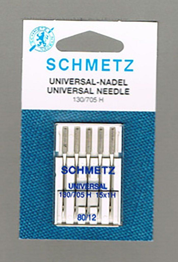 Schmetz naaimachinenaalden universeel no.80