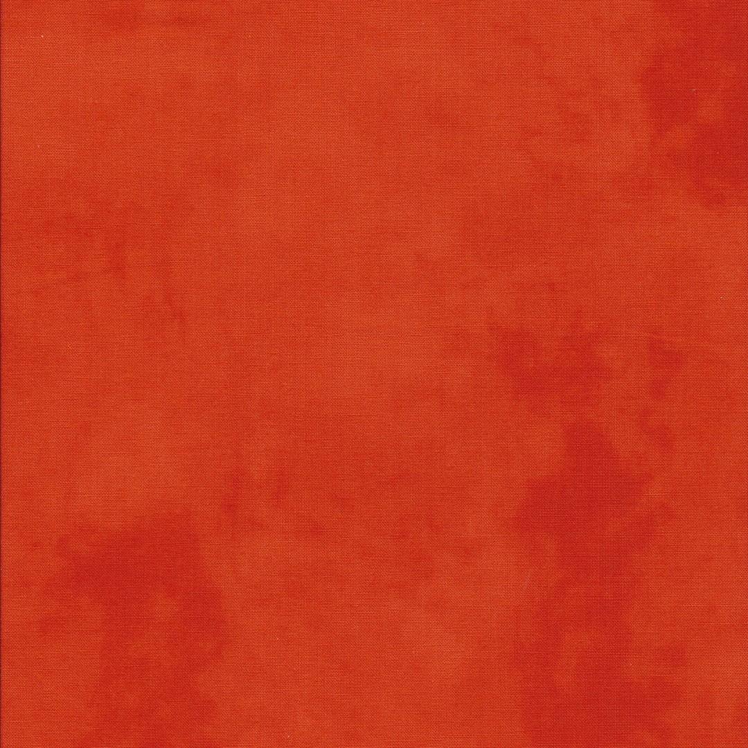 Donker oranje stof gewolkt.