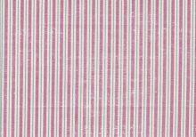 Roze witte en taupe streepstof.