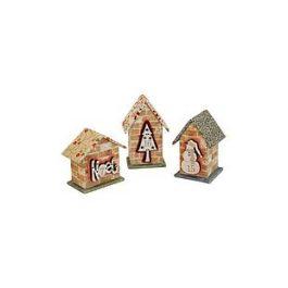 Kartonnagepakket 3 Mini Houses-Rinske Stevens