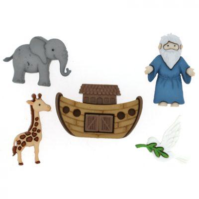 Fantasie Knoopjes Ark van Noach 8975-Dress it Up
