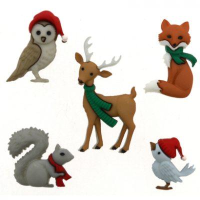 Fantasie Knoopjes Woodland Holiday 9500-Dress it Up