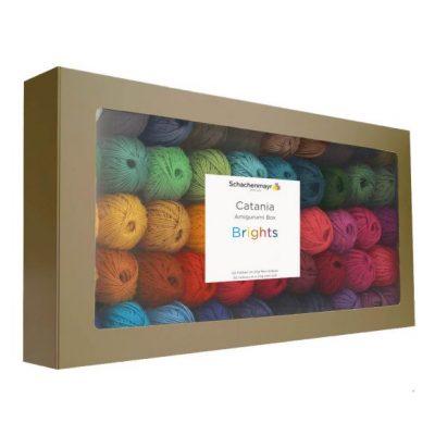 Catania Amigurumi Box 50 pastel kleurtjes