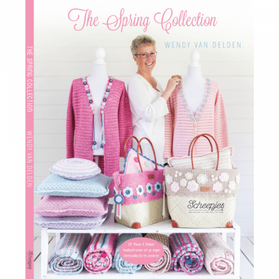 Haakboek The Spring Collection