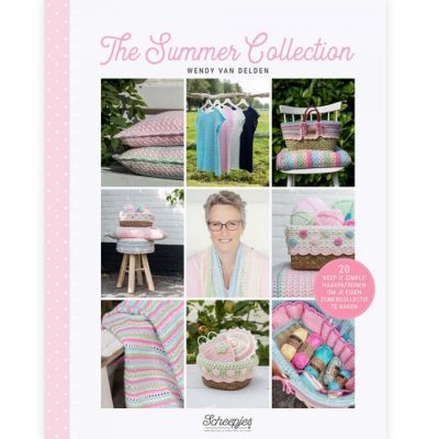 Haakboek The Summer Collection