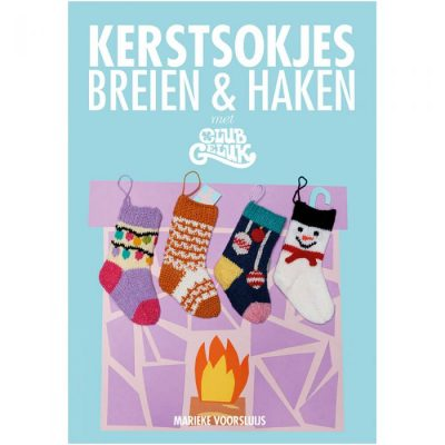 Boek Kerstsokjes breien en haken