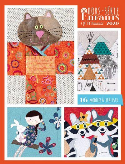 Kinder quilt boek, Children's Special issue 2020