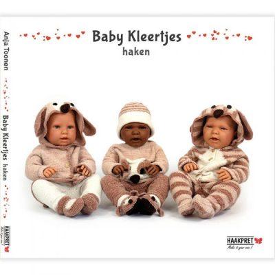 Boek Baby Kleertjes Haken