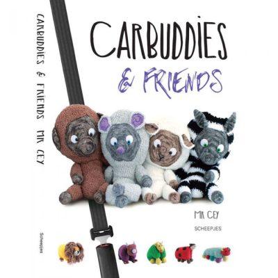 Haakboek Carbuddies en Friends