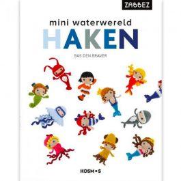 Haakboek Mini Waterwereld Haken