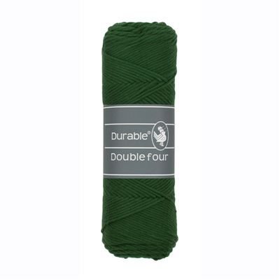 Durable Double Four 100 gram 2150 Forest green