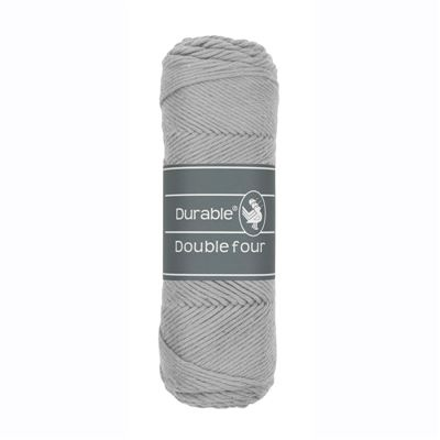 Durable Double Four 100 gram 2232 Light grey