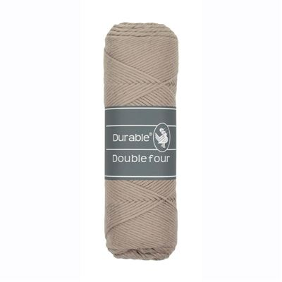 Durable Double Four 100 gram 340 Taupe