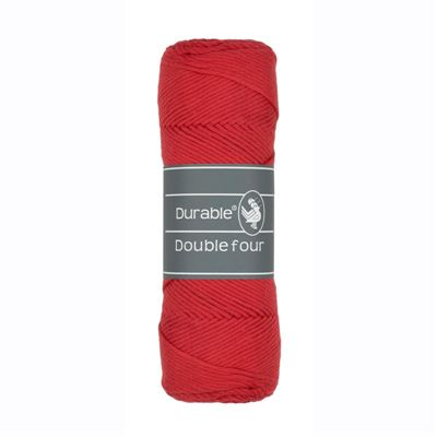 Durable Double Four 100 gram 316 Red