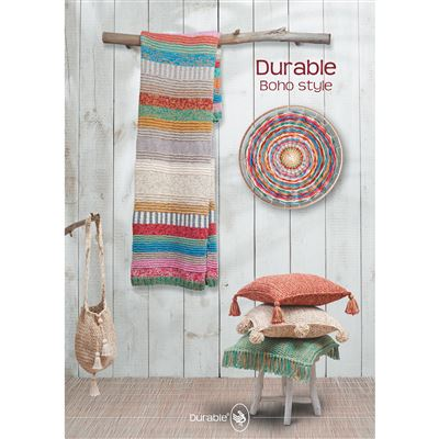 Boho Style Poster Durable