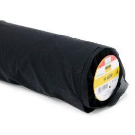 Vlieseline H609 Zwart extreem elastisch