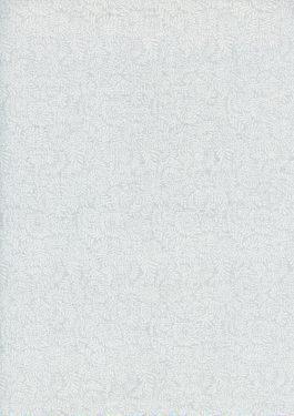 Wit op witte blaadjes stof
