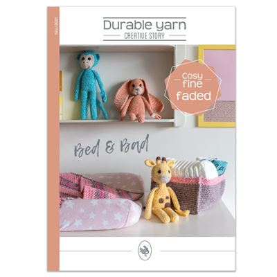 Haakboek Bed en Bad Durable