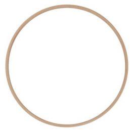 Houten ring 25cm