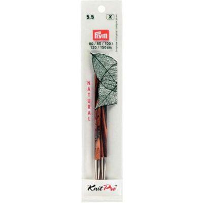 Prym Knitpro rondbreinaalden 5.5mm
