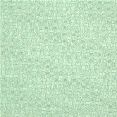 Lilian Z wafelstof mint groen