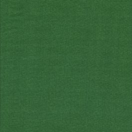 Gras groene stof met linnenstructuur-Makower