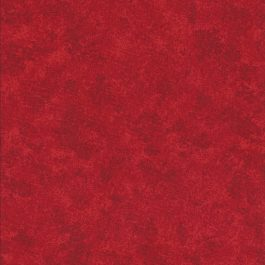 Rood gemarmerde stof - Makower Spraytime