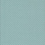 Grijs goene stof met witte stippen-Makower Spot-on