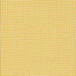 Warm gele en witte ruit stof