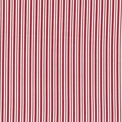 Rood wit gestreepte stof-Maywood