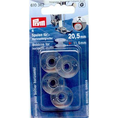 Naaimachine spoeltjes 20.5mm