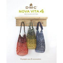 DMC Nova Vita 4 Patronenboek (16 patronen)