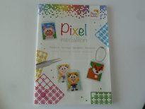Pixel A5 Patronen Boekje voor Medallion