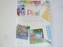 Pixel A5 Patronen Boekje voor Kleine Basisplaat