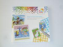 Pixel Inspiratie Boekje voor kleine basisplaat en Medaillons