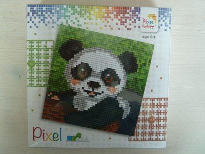 Pixel setje Panda