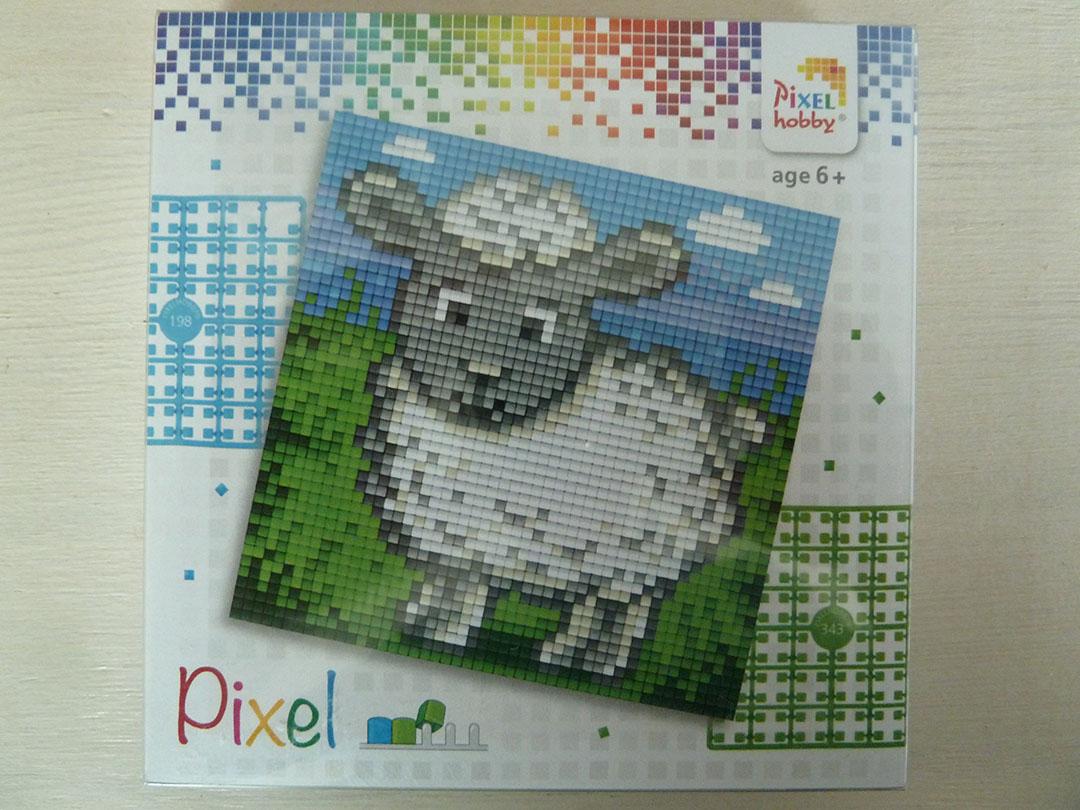 Pixel setje Schaap