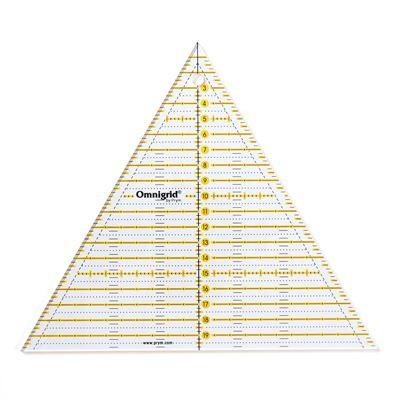 Prym Quilt liniaal Driehoek 20 cm
