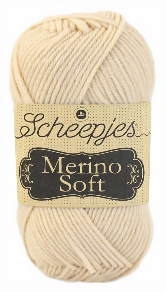 Merino soft Da Vinci 606