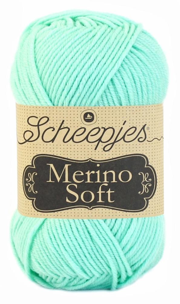 Merino soft Botticelli 628