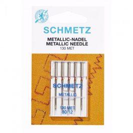 Schmetz metallic naaimachine naalden 80