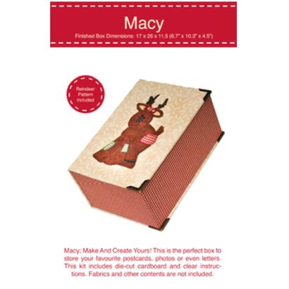 Kartonnage pakket Macy-Rinske Stevens