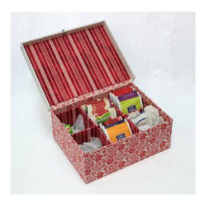 Kartonnagepakket Tea Box