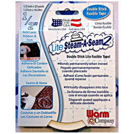 Lite Steam-A-Seam2 Strijkband 1/2 inch
